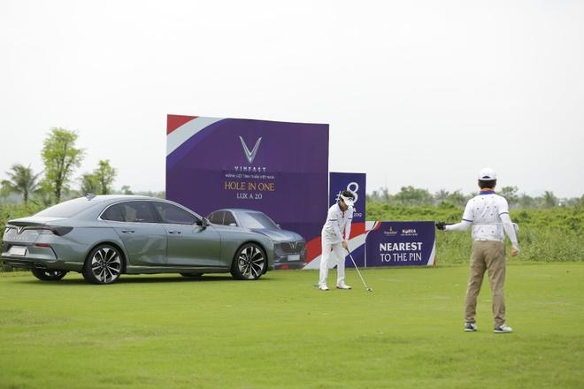 VDV Kim Sung Guk thang giai dau 'Vinpearl golf - Korea golf festival' hinh anh 2