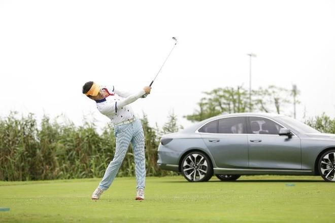 VDV Kim Sung Guk thang giai dau 'Vinpearl golf - Korea golf festival' hinh anh 3