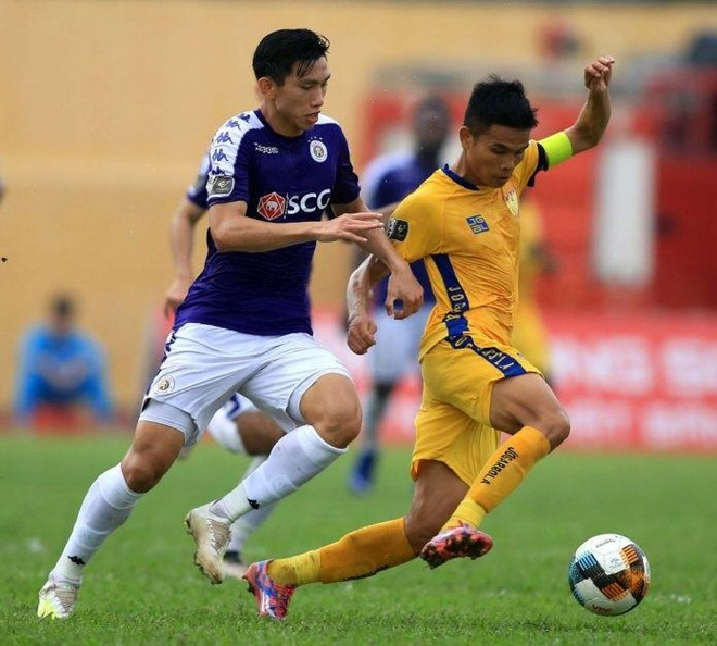 CLB Ha Noi tong luc tai vong 10 Wake-up 247 V.League 1 - 2019 hinh anh 1