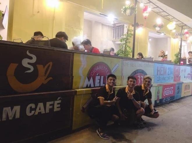 AM Cafe - chuoi ca phe dang dan khang dinh vi tri tai TP.HCM hinh anh 5