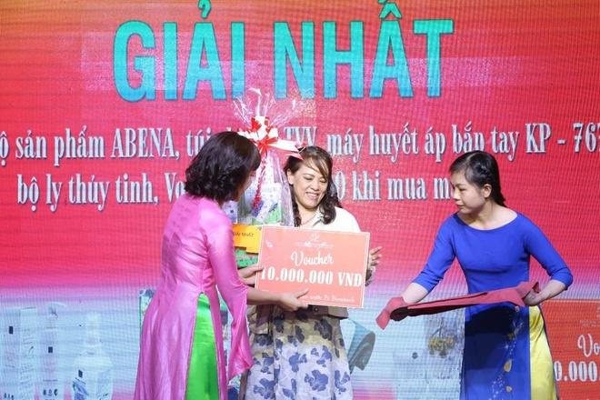 Hoi nghi khach hang Tuong Thanh Viet gioi thieu san pham moi cua Abena hinh anh 5