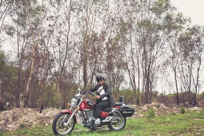 Suzuki GZ150-A anh 3