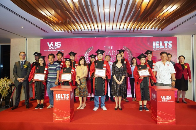 IELTS Bounty Hunters anh 1