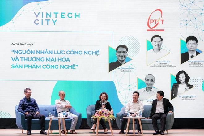 Vingroup ho tro startup Viet theo mo hinh 'Silicon Valley' hinh anh 1