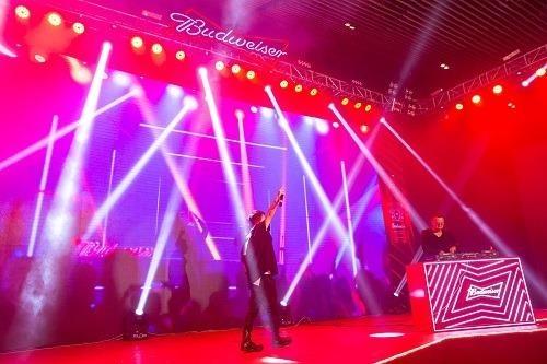 Chuỗi sự kiện độc đáo toàn cầu của Budweiser sẽ ghé thăm Sài Gòn từ 28 đến 30/5.