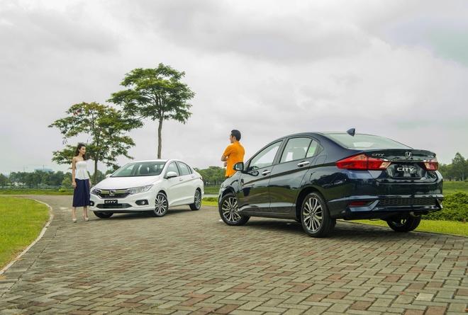 Honda Viet Nam tang qua cho khach mua xe CR-V va City hinh anh 1