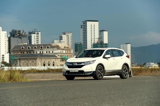 Honda Viet Nam tang qua cho khach mua xe CR-V va City hinh anh 3
