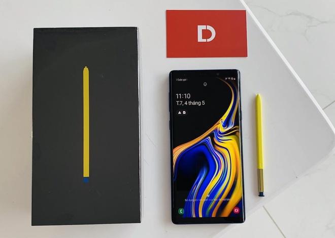Galaxy Note 9 giam thang 7 trieu dong trieu dong tai Di Dong Viet hinh anh 1