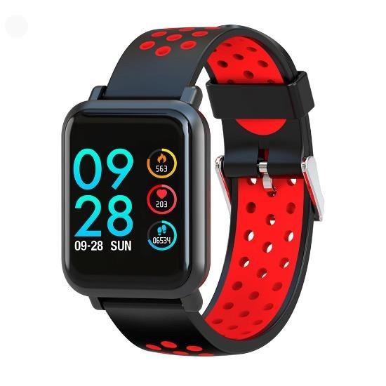 Colmi S9 Plus - smartwatch chua den 1,3 trieu, nhieu tinh nang moi me hinh anh 1