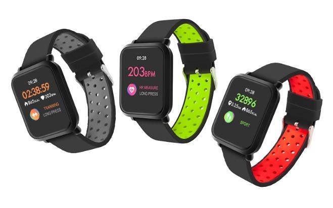 Colmi S9 Plus - smartwatch chua den 1,3 trieu, nhieu tinh nang moi me hinh anh 2