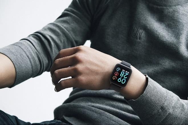 Colmi S9 Plus - smartwatch chua den 1,3 trieu, nhieu tinh nang moi me hinh anh 3