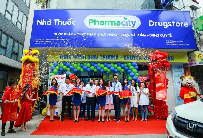 Pharmacity - chuoi nha thuoc top dau Viet Nam dat chan den Ha Noi hinh anh 2