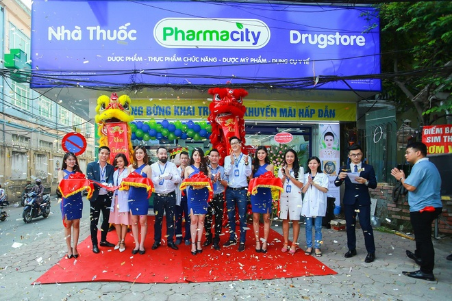 Pharmacity - chuoi nha thuoc top dau Viet Nam dat chan den Ha Noi hinh anh 1