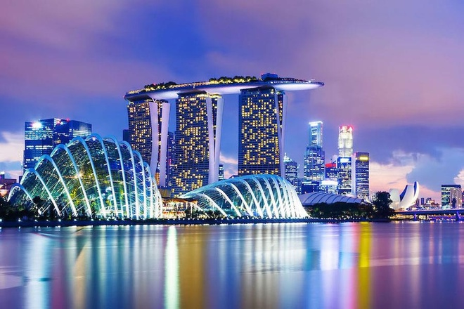 Video - Le hoi Singapore hinh anh