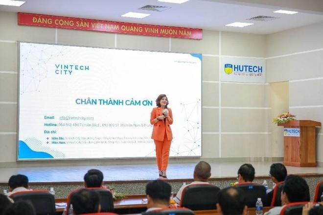 CLB khoi nghiep Hutech nhan tai tro 350 trieu dong tu VinTech hinh anh 2