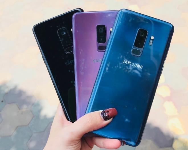 Cach so huu Galaxy S9+ gia 8,1 trieu dong tai Di Dong Viet hinh anh 1
