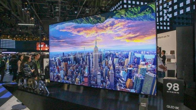 Samsung,  TV Samsung,  TV 4K,  QLED 8K anh 1