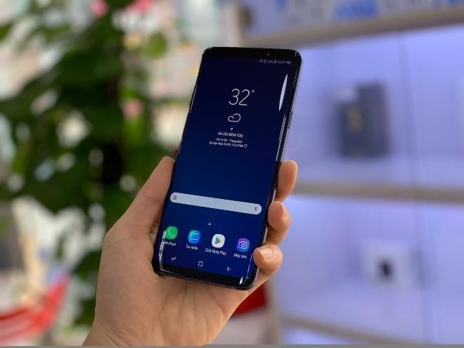 Cach so huu Galaxy S9+ gia 8,1 trieu dong tai Di Dong Viet hinh anh 2