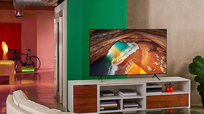 Samsung,  TV Samsung,  TV 4K,  QLED 8K anh 2