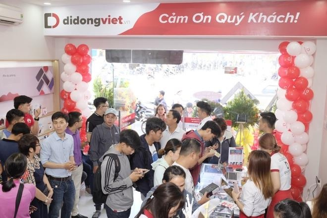 Cach so huu Galaxy S9+ gia 8,1 trieu dong tai Di Dong Viet hinh anh 4