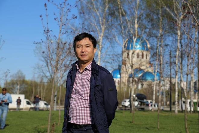 Dao dien Do Thanh Hai: 'DIFF 2019 la thu thach sang tao thu vi' hinh anh 1