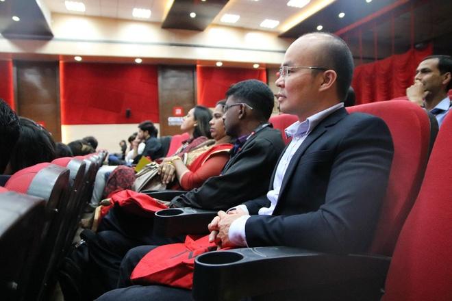 Tap doan giao duc Nguyen Hoang nhan giai tai ISA 2019 hinh anh 3