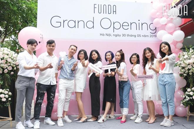 Ra mắt thương hiệu thời trang nữ Funda