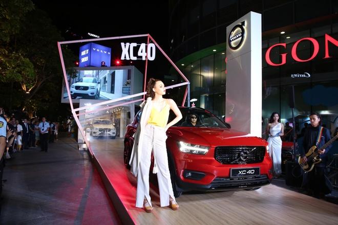 Volvo XC40 chinh thuc ra mat tai Viet Nam, gia 1,75 ty dong hinh anh 1