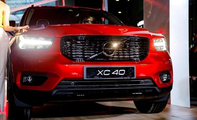 Volvo XC40 chinh thuc ra mat tai Viet Nam, gia 1,75 ty dong hinh anh 2