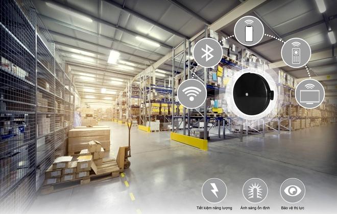 Giải pháp chiếu sáng thông minh giúp tiết kiệm điện năng