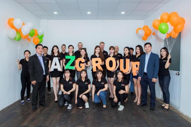 AZGroup bắt nhịp xu hướng digital marketing thời 4.0