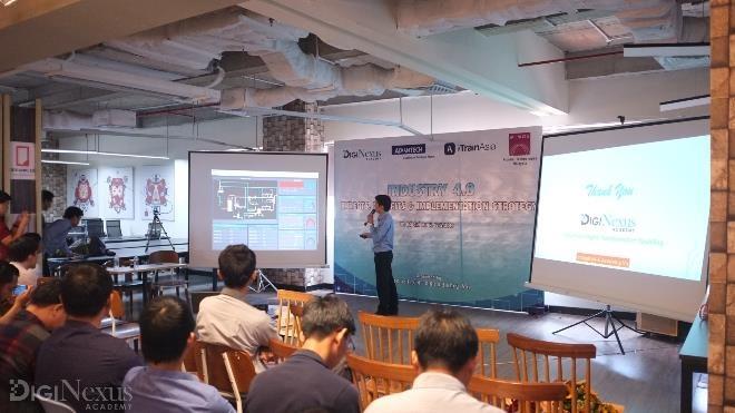Học đào tạo chuyển đổi kỹ thuật số tại Digi-Nexus Academy