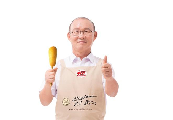 HLV Park Hang-seo tiết lộ món ăn yêu thích ở Việt Nam