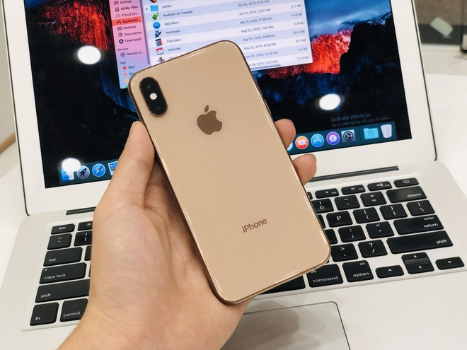 Nguoi dung iPhone 7 Plus, 8 Plus co nen len doi iPhone XS? hinh anh 2