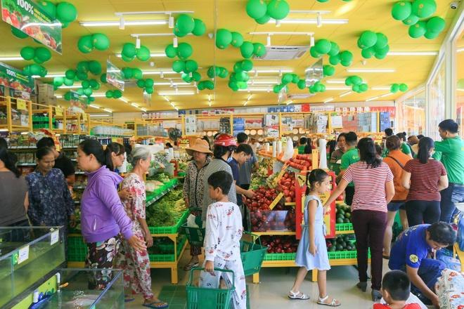 Thị trường tỉnh - 'gà đẻ trứng vàng' của Bách hóa Xanh