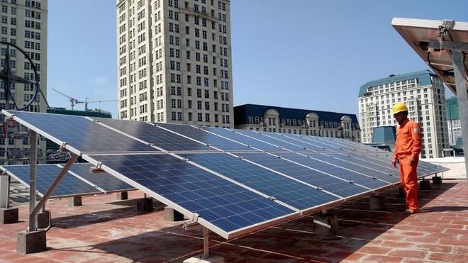 Điện mặt trời áp mái - hệ thống năng lượng tương lai