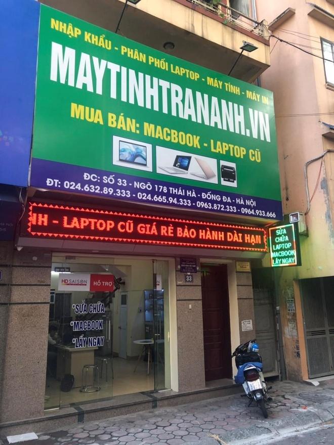 Máy tính Trần Anh - địa chỉ tin cậy cho khách hàng Hà Nội