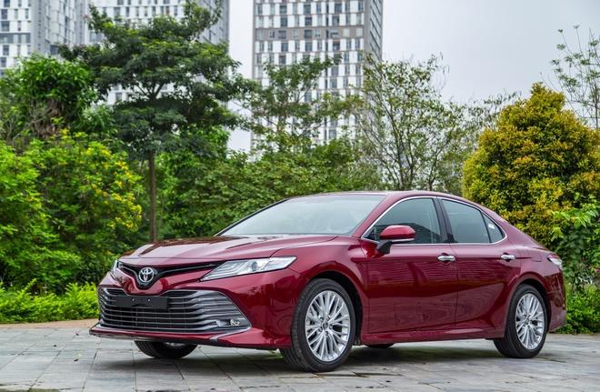 Toyota Camry 2019 - lua chon hop ly o phan khuc sedan cao cap hinh anh 6