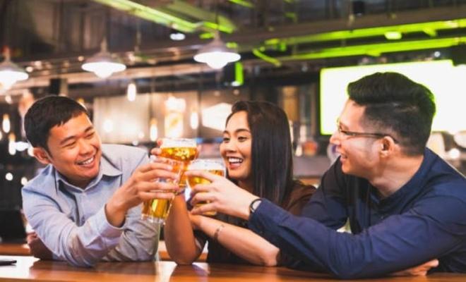 Những nguy cơ tiềm ẩn từ rối loạn tiêu hóa sau khi uống rượu bia