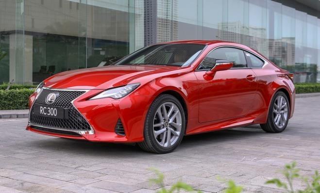 Giải mã lý do Lexus RC 2019 'hút hồn' khách hàng Việt trẻ tuổi