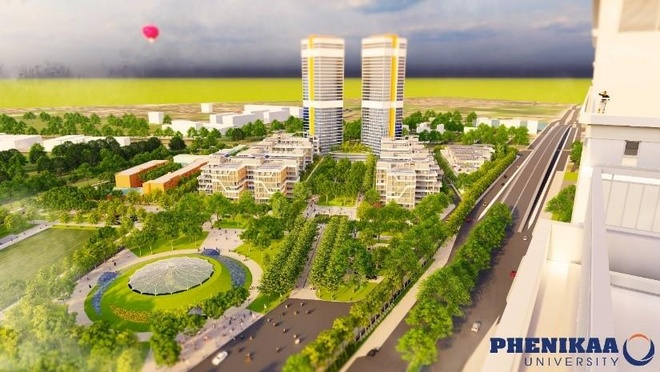 Truong Dai hoc Phenikaa anh 1
