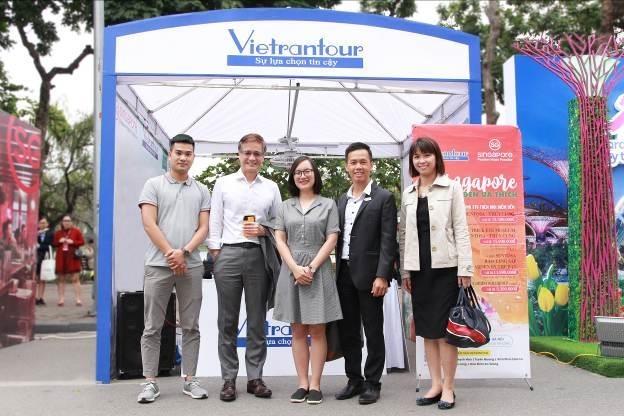 Vietrantour mang luong gio moi den cac tour Singapore truyen thong hinh anh 4