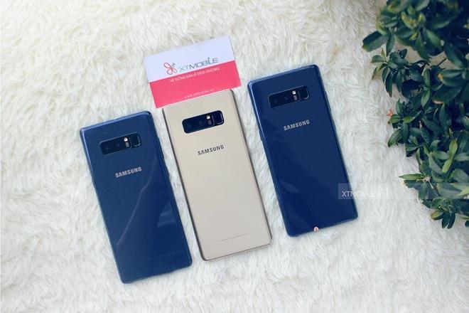 Ly do nen mua Galaxy Note 8 gia con 6,9 trieu dong tai XTmobile hinh anh 2