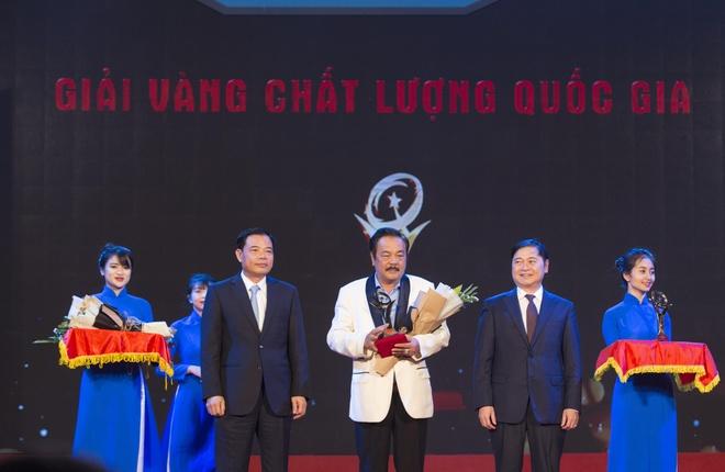 CEO Trần Quí Thanh: 'Giải vàng chất lượng quốc gia chưa là đích cuối'