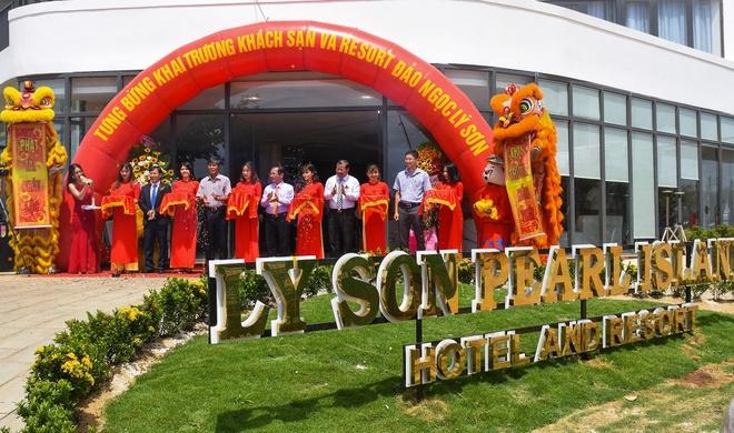 resort Dao Ngoc Ly Son anh 1