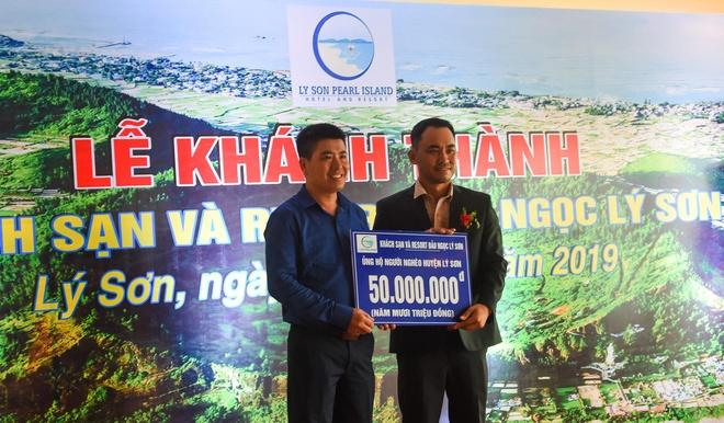 resort Dao Ngoc Ly Son anh 2