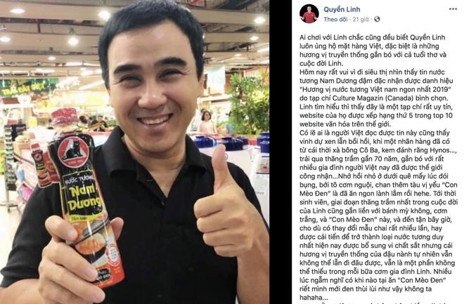 Hong Van, Quyen Linh dung chung mot loai nuoc tuong va day la ly do hinh anh 2