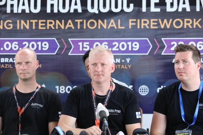 Doi Phan Lan se su dung nhac Viet cho man phao hoa chung ket DIFF 2019 hinh anh 1