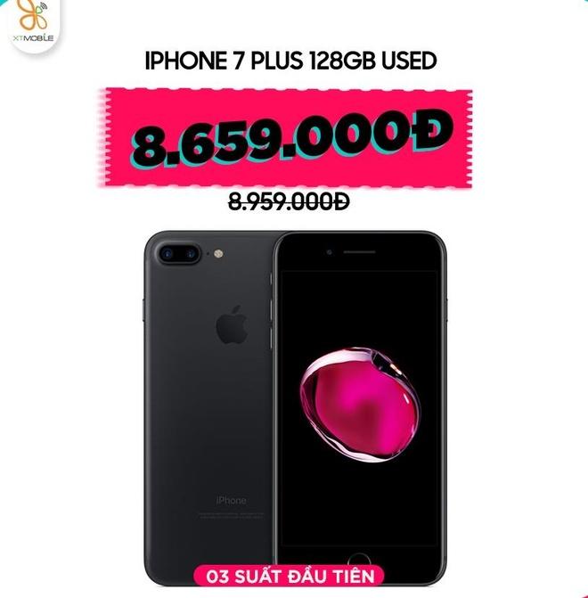 Galaxy S10 5G, iPhone 7 Plus giam den 500.000 dong tai XTmobile hinh anh 3