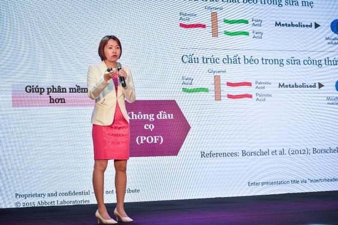 Similac Total Comfort mang đến cho trẻ em Việt Nam nguồn dinh dưỡng dễ hấp thu và nhẹ dịu cho dạ dày của bé.